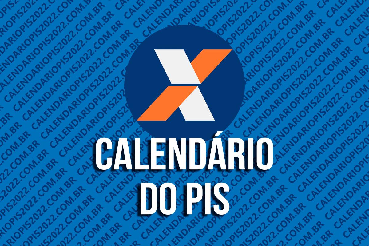 Calendário do PIS 2022