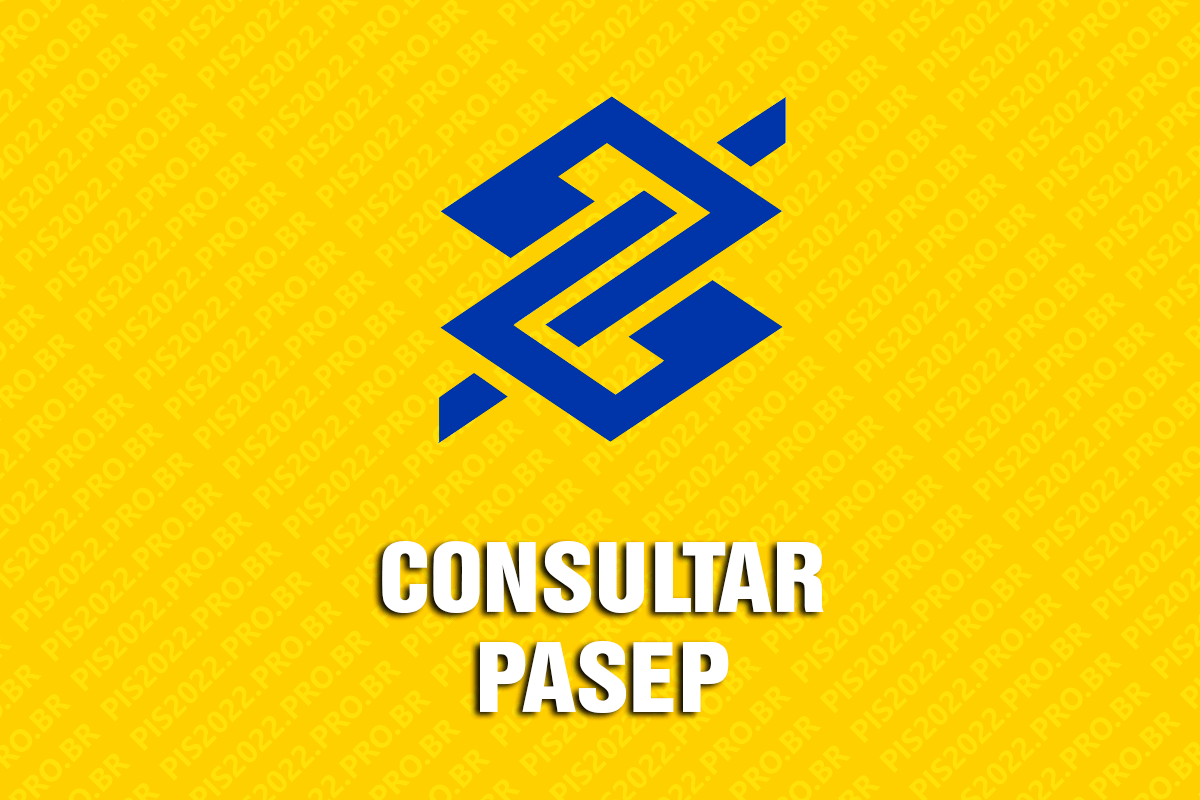 Consultar PASEP 2022