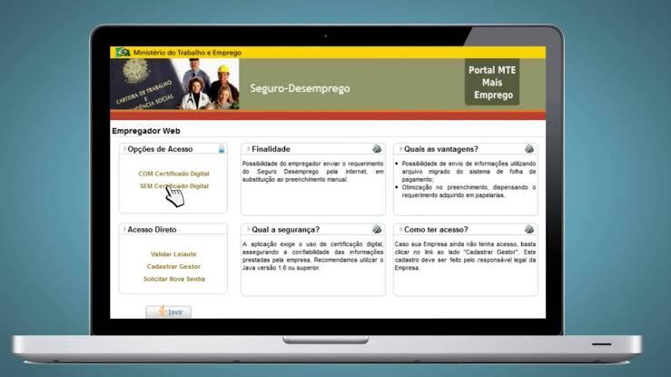 Benefícios Empregador Web